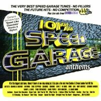 Various : 101% Speed Garage Anthems CD Highly Rated eBay Seller Great Prices