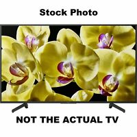 Sony Bravia 65 Inch TV: 4K Ultra HD Smart LED TV - $1200 Value (For Parts)