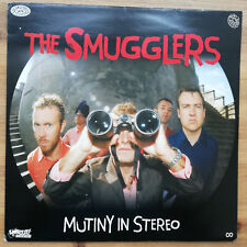 The Smugglers – Mutiny In Stereo LP 2004 NM/VG+ inner