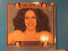 Gal Costa - Fantasia- Dutch Press  .plus Free UK Post