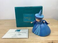 "WDCC Disney Sleeping Beauty - Merryweather ""A Little Bit of Blue"" Box & COA"