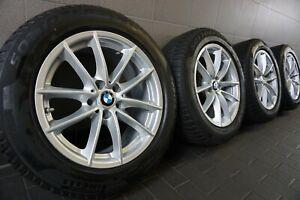 4 Winterräder Winterreifen 225/55 R17 BMW 5er G30 G31 6,0mm RDKS Original
