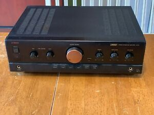 VINTAGE LUXMAN A-215 HIGH END STEREO AMPLIFIER PERFECTLY WORKING