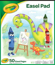 Crayola Easel Pad, 17 x 20 Inches, 50 Sheets
