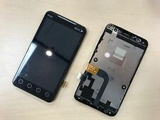 HTC EVO 4G Sprint OEM Touch Screen Digitizer & LCD /w Frame Small Flex