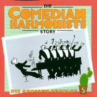 COMEDIAN HARMONISTS 'DIE GROSSEN ERFOLGE 5' CD NEW!