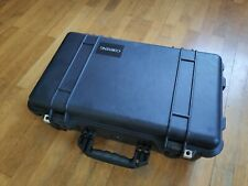 Peli CASE 1510 trolley Mallette protection valise avec Corning marque & INLAY