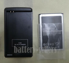 battery /  USB AC Wall travel Battery Charger for Samsung galaxy note 3 / N9000