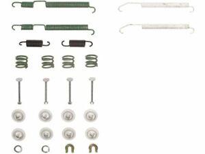 For 1997-2006 Jeep TJ Drum Brake Hardware Kit Rear Dynamic Friction 74799SD 1998