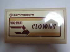 COMMODORE VC-20 / VIC-20 --> CLOWNS (VIC-1931) / CARTRIDGE