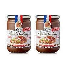 Pâte à tartiner aux noisettes et cacao - 2 x 600g LUCIEN GEORGELIN