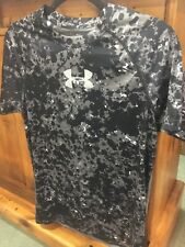 Mens Under Armour Fitted Velocity Tee Size Small