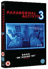 Paranormal Activity 3 (DVD, 2012) new and sealed freepost