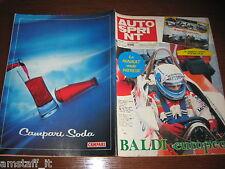 AUTOSPRINT 1981/33=MAURO BALDI CAMPIONE EUROPEO F3=