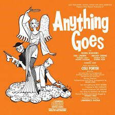 Anything Goes - Eileen Rodgers - 1962 Revival Cast - LP