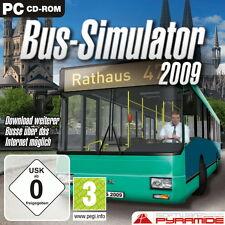 Bus-Simulator 2009 (PC, 2010, Jewelcase)