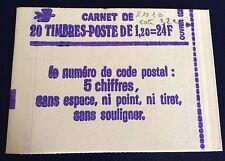France Carnet N° 2059 C 4 a Neuf ** TB Qualité Pour Ce Carnet  Côté 95€