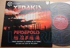 XENAKIS Persépolis LP #2 JP SFX 8683 Philips Prospective | Kayn Parmegiani Bayle