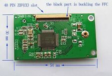 22*42 mm M.2 NGFF SSD TO 40 PIN ZIF CE adapter card