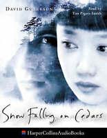 Snow Falling on Cedars by David Guterson (Audio cassette, 1996)