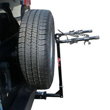 New 2 Bicycle Bike Rack Hitch Mount Carrier Car Truck SUV Swing Away Swing Down