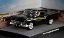 JAMES BOND CAR COLLECTION - FORD FAIRLINE 500 SKYLINER - THUNDERBALL - no 057