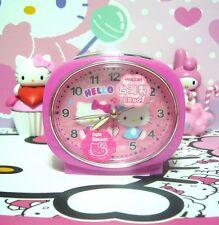 Sanrio Hello Kitty Alarm Clock - 16 Melody Chimes and Snooze Light - E502KT