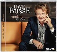 UWE BUSSE - APPLAUS FÜR DICH  CD NEU