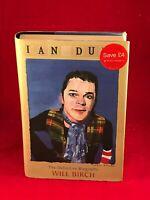 Ian Dury The Definitive Biografía Por Abedul Voluntad Tapa Dura Libro Excelente