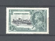 Cayman Islands 1935 Silver Jubilee, 1/2d, SG 108, mint hinged, lovely condition