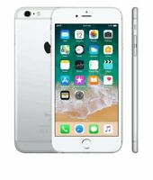 Apple iPhone 6s Plus - 128GB - Silver (AT&T) A1634 (CDMA + GSM) Works Great