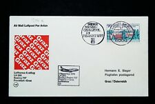 AIRMAIL COVER  GERMANY TO AUSTRA