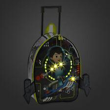 NUOVO Disney miglia da domani Light-Up Trolley Custodia/Borsa da viaggio per bambini/Vacanze