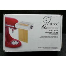 Antree 3 in 1 Pasta Roller and Cutter Attachment for Stand Mixers