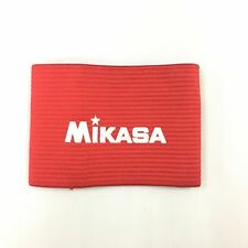 MikasaSports Soccer Captain Armband Adult Red