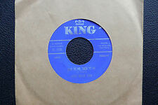 "7"" Little Willie John-talk to me, talk to me/spasms-US King"