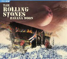 The Rolling Stones - Havana Moon [New Blu-ray] With CD