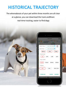 1pcs Anti-lost Waterproof Tracker For Cats And Dogs For The Elderly And Children