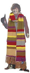 Doctor Who Scarf - Official BBC Tom Baker Dr Who Scarf - Lovarzi - Season 12