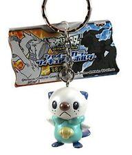 """Banpresto Pokemon Best Wishes Keychain Banpresto 2011 2"""" Shiny Oshawott/Mijumaru"""