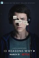 13 Reasons Why 11x17 Poster Print Dylan Minnette Clay Jensen Great for autograph