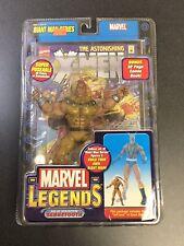 Toy Biz Marvel Legends Wal-Mart Exclusive Giant-Man Series Sabretooth AOA MOC