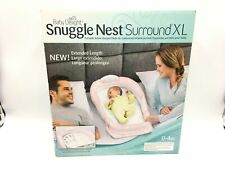 Baby Delight Snuggle Nest Surround Xl Portable Infant Sleeper 0-4 M