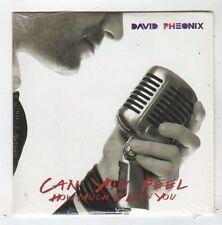 (FZ97) David Phoenix, Can You Feel How Much I Love You - sealed DJ CD