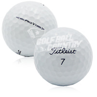 24 Near Mint Titleist Pro V1 2016 AAAA Used Golf Balls - FREE Shipping