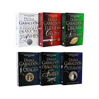 Outlander Series 6 Books Young Adult Collection Set Paperback By Diana Gabaldon