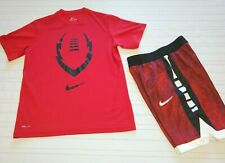 Lot of Boy's Nike Shirt &   Shorts Size YMD 10-12 Medium