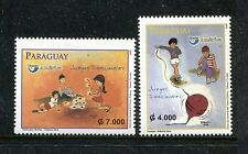 Paraguay 2887-2888, MNH, UPAEP, Childrens games 2010. x16938