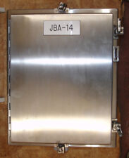 Hoffman A20H1606SSLP 304 Stainless Type 4X Hinged Enclosure 20X16X6 Ships Today