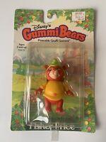 Vintage 1985 Disneys Gummi Bears Poseable Gruffi Gummi Fisher Price New In Box